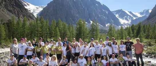 Молодежный лагерь в Актру 2019. Программа