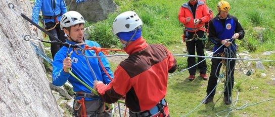 Центральная школа инструкторов альпинизма 2017
