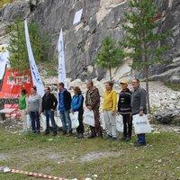 Открытый Чемпионат республики Хакасия по альпинизму среди Ветеранов