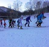 На Камчатке открыт сезон соревнований по ски-альпинизму!