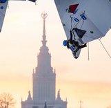 Итоги чемпионата мира по ледолазанию в Москве 2018