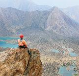 Приглашаем на летнее альпмероприятие в Фанские горы