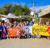 """Отчет о гранте """"Помощь от Red Fox"""" от Вологодской области"""