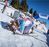 Кубок мира по ски-альпинизму среди юниоров у нас