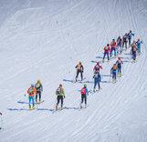 ISMF Series  «Kamchatka Race» Международные соревнования по ски- альпинизму