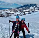 Подготовка спортивного резерва по ски-альпинизму на Камчатке