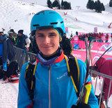 Наши ски-альпинисты на юношеской олимпиаде в Лозанне