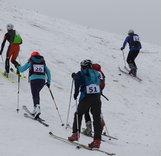 Третий этап кубка России по ски-альпинизму, Москва 10-11 февраля