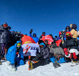 Эльбрусиада 2020: 70 восходителей достигли вершины