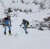 2 этап Кубка России по ски-альпинизму в Приэльбрусье