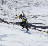 Этап Кубка России в Хибинах по ски-альпинизму