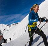 Елена Кравченко установила мировой рекорд на Кубке Победы. Red Fox Elbrus Race!