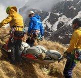 В Безенги завершился УТС на жетон «Спасение в горах»