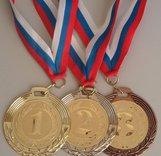 Поздравляем с присвоением спортивного звания Мастер спорта России!