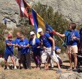Чемпионат ветеранов альпинизма и скалолазания 2021
