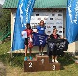 В Безенги прошел Чемпионат России по скайраннингу «Вертикальный километр»