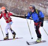 Ски-альпинизм на Камчатке
