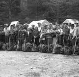Альпинизм в Москве. Часть 3.: послевоенные годы