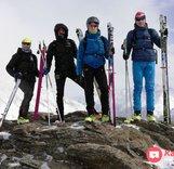 Камчатские ски-альпинисты готовятся к чемпионату Европы в горах Кавказа