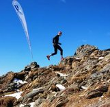 Чемпионат СФО, скайраннинг - вертикальный километр (14 апреля 2018)