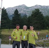 Чемпионат мира по скайраннингу среди молодежи