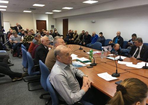 Материалы отчетной Конференции ФАР от 02.12.2018