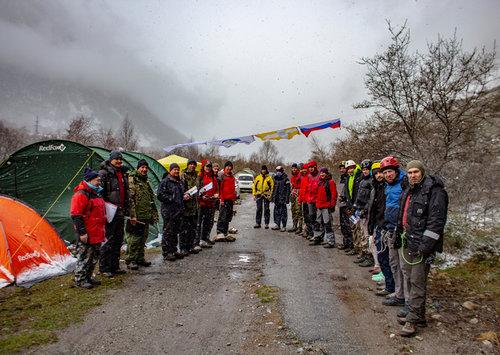 Итоги 3-го этапа Кубка России по альпинизму в скальном классе