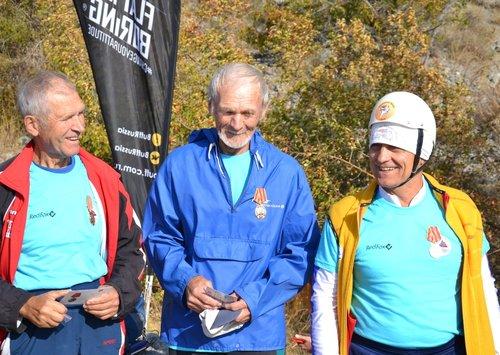 Международный чемпионат ветеранов альпинизма и скалолазания-2019: коротко об итогах