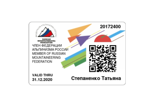 Карты членов ФАР в электронном формате
