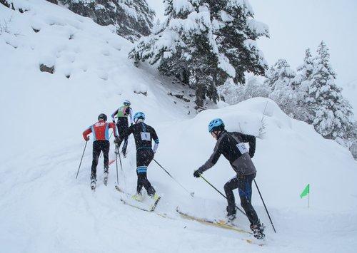 Итоги 2 этапа Кубка России по ски-альпинизму в Терсколе