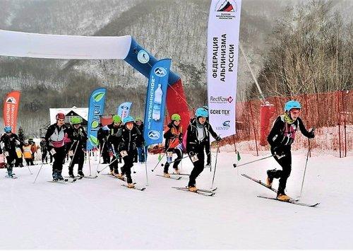 Итоги Первенства России и заключительного этапа Кубка России по ски-альпинизму на Камчатке