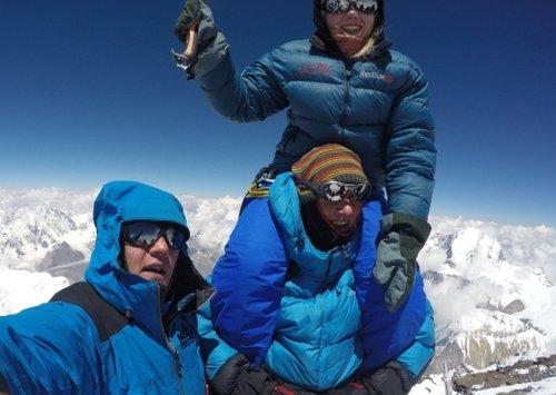 Мастера спорта России по альпинизму