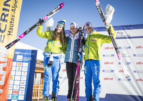Вторую подряд победу одержала спортсменка Екатерина Осичкина