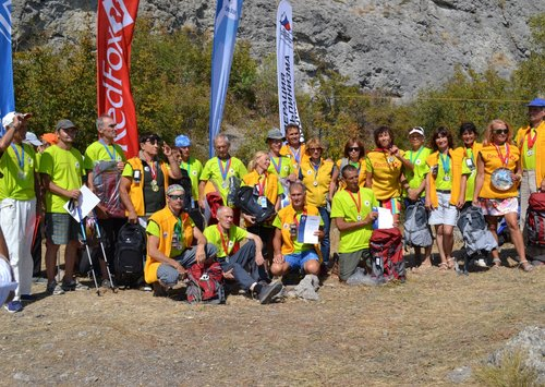 Международные соревнования «Чемпионат ветеранов альпинизма и скалолазания» 2018 года